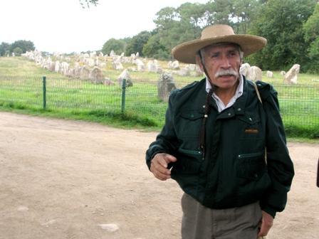 Don Juan Chávez en Bretaña, Francia